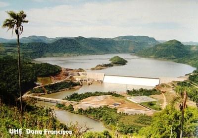 Usina Hidrelétrica Dona Francisca