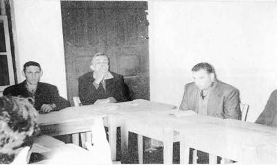 Sessão realizada no Clube Centenário, então sede da Câmara