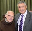 Adolfo José Brito e Frei Gervásio Muttoni são Cidadãos Agudenses