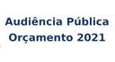 Audiência Pública sobre a proposta de orçamento para 2021