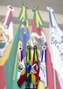Câmara hasteia bandeira do MERCOSUL