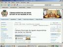 Câmara Municipal de Agudo disponibiliza seu portal na internet