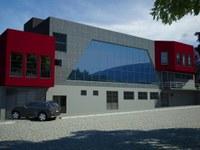 Execução da construção da sede própria da Câmara Municipal pode ser acompanhada.