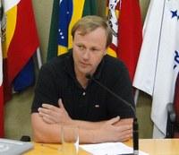 Ver. Cleber Cassel é o novo Presidente da Câmara Municipal